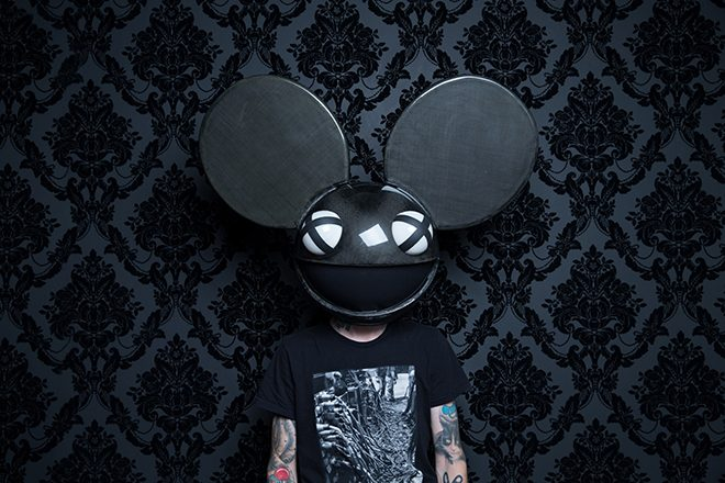 Deadmau5 pulls together 500 techno-inspired mau5trap tunes for a 46-hour long playlist