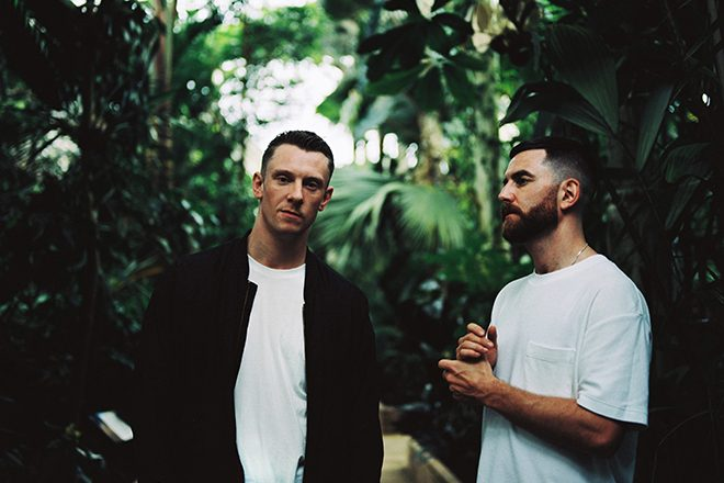 Bicep have announced their self-titled debut album on Ninja Tune
