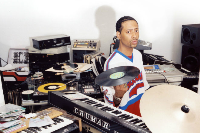 This playlist contains over 1000 tracks sampled by Madlib