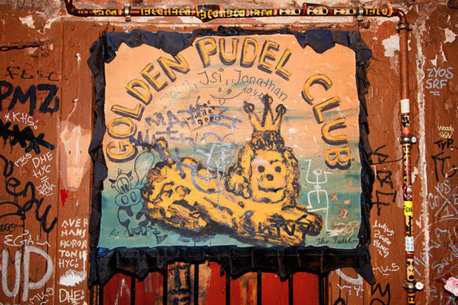 Hamburg's The Golden Pudel is re-opening this month