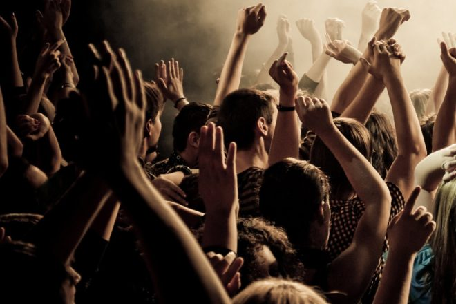 ​Researchers say people who go to concerts are happier in life