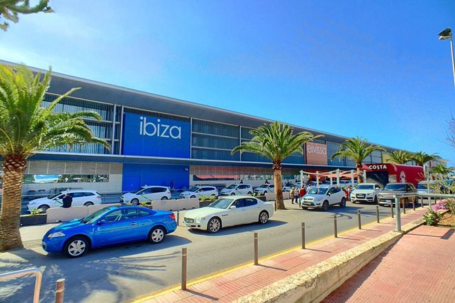 More passengers than ever flew to Ibiza in August
