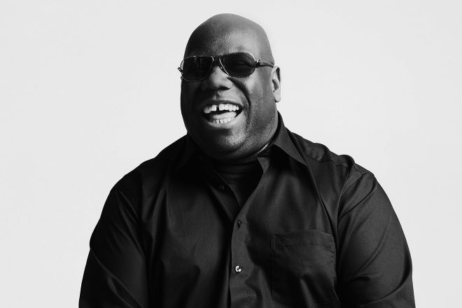 Carl Cox launches new label for live electronic artists