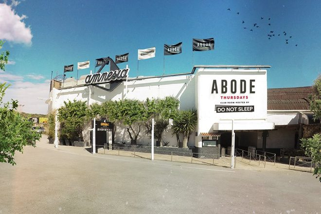UK party ABODE is holding a residency at Amnesia in Ibiza