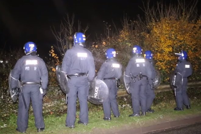 Welsh police and ITV have made a 'How to spot an illegal rave' guide