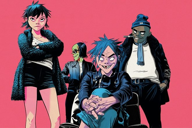 ​Listen to Gorillaz's vivacious new song 'Sorcererz'