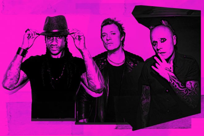 The Prodigy unveil a banging new single 'Need Some1'