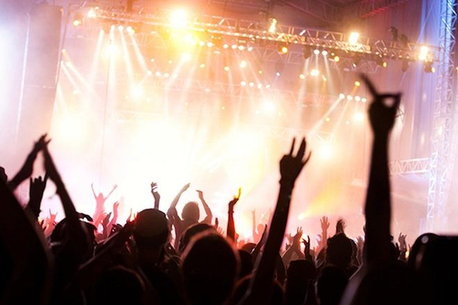 ​New study finds that festival goosebumps are a sign of good health