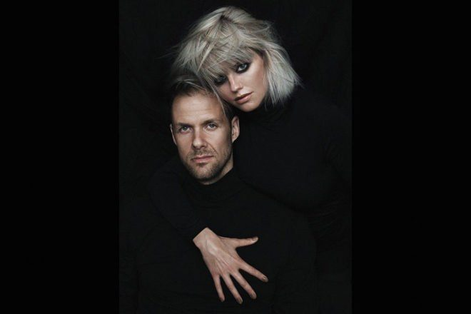 Adam Beyer is going back-to-back with with Ida Engberg at Destino Ibiza
