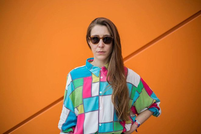 Check out a new Lena Willikens documentary presented by Dekmantel
