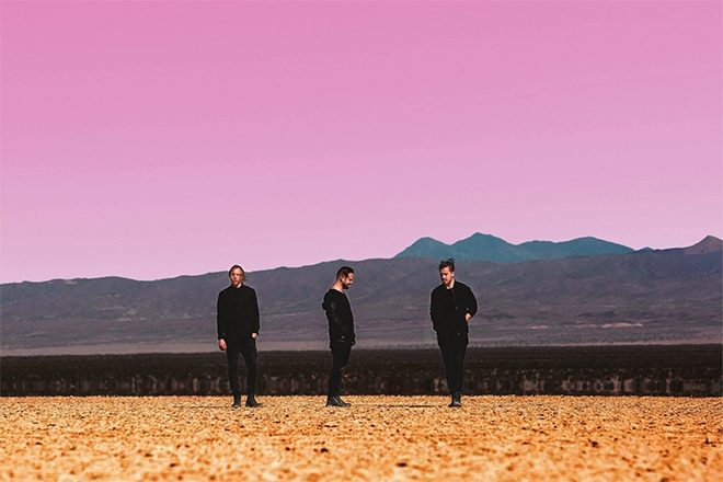 ​Listen to RÜFÜS DU SOL's new album 'Solace'