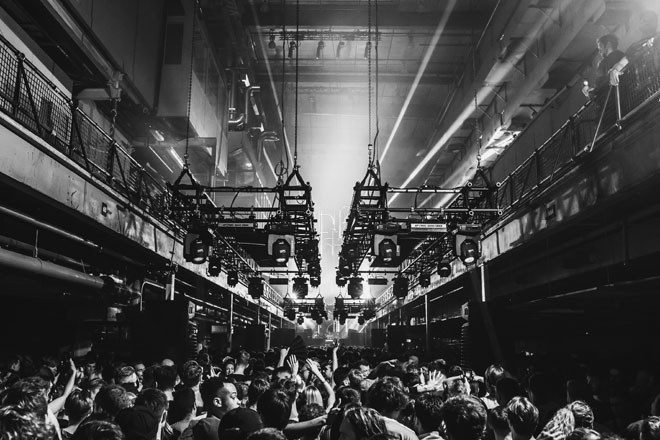 Printworks has announced its first line-ups for 2019