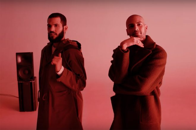 The Martinez Brothers and Halsey featured in DKNY's new campaign