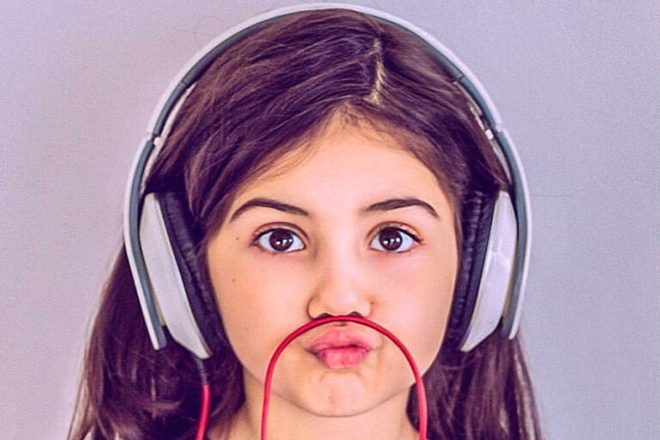 A nine-year-old girl has entered the DMC World DJ Championships